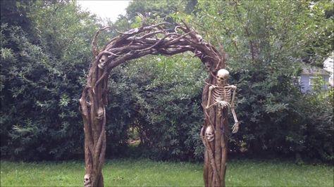 Hopewell Va Halloween 2020 Vine Arch: Oak Lane Cemetery Vine Arch Oak Lane Cemetery is our
