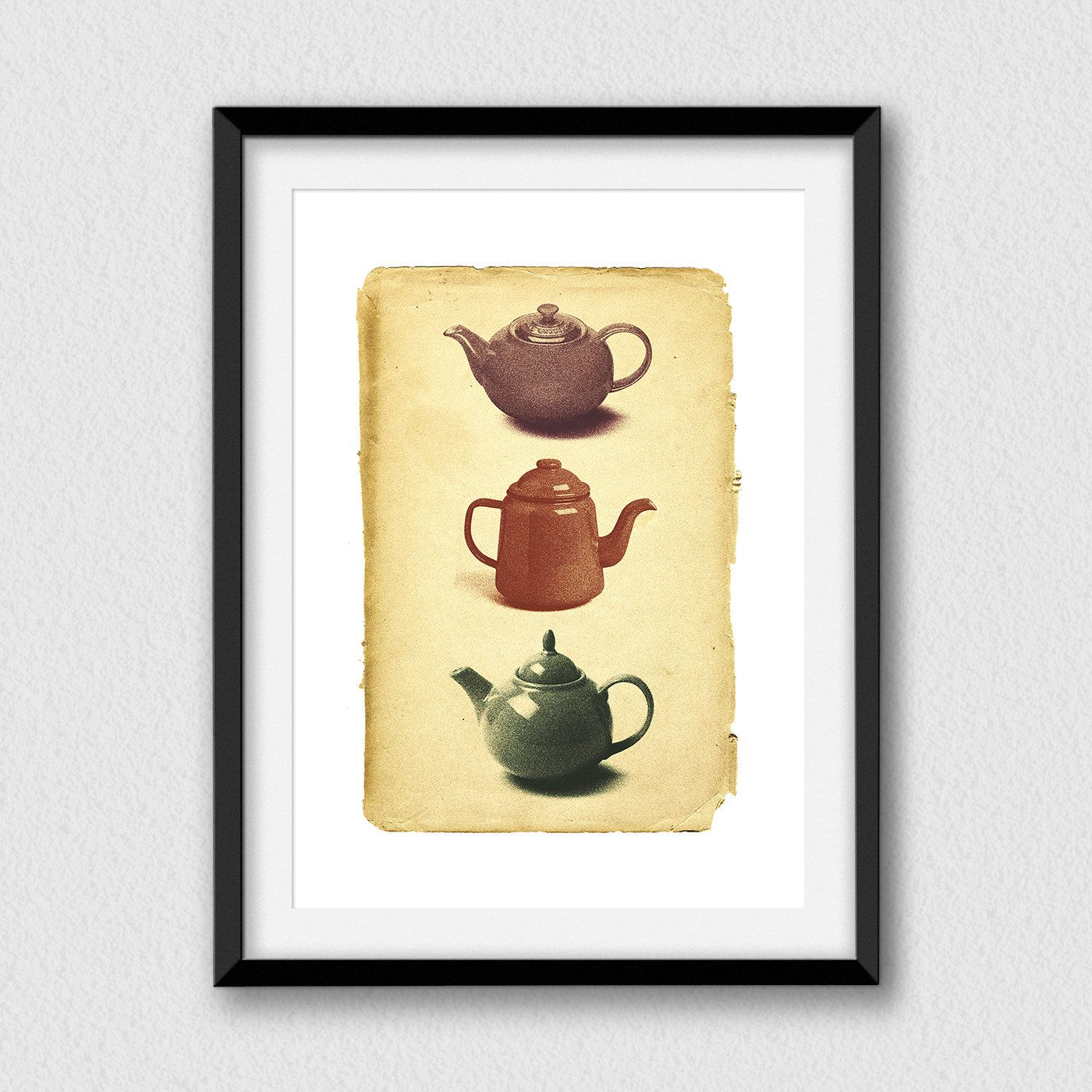 Perfect Metal Coffee Wall Art Ensign - Wall Art Collections ...