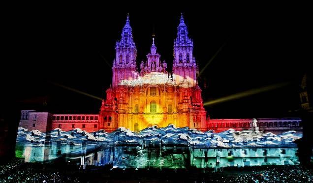 Festas Do Apóstolo Spain Travel Santiago De Compostela Spain And Portugal