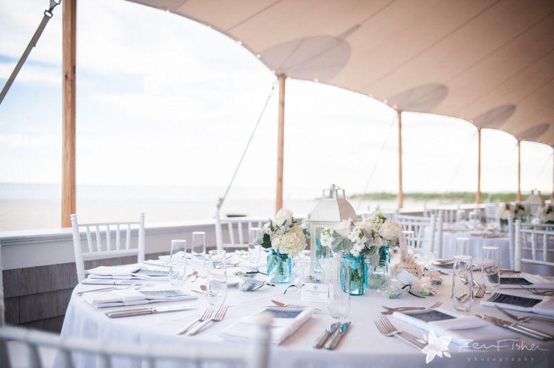 Cape Cod Wedding Ideas Part - 25: Wychmere Beach Club Wedding: Christine And Jay