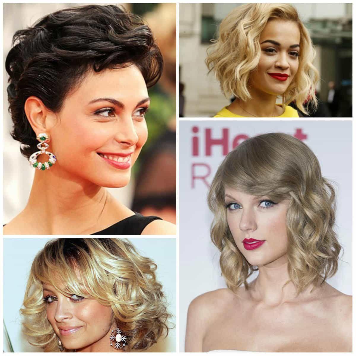 Short Curly Haircuts 2018 2019 Best Hair Short Hair