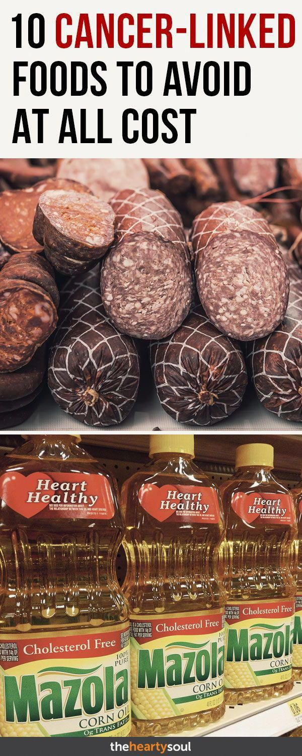 Today, the average grocery store shelf is loaded with carcinogenic foods or foods containing…
