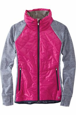 b05586dadd Title Nine  Will Power Jacket - The Will Power gives us the edge we need  over Mother Nature and her spring moodiness. Three layers in one  lightweight cold ...