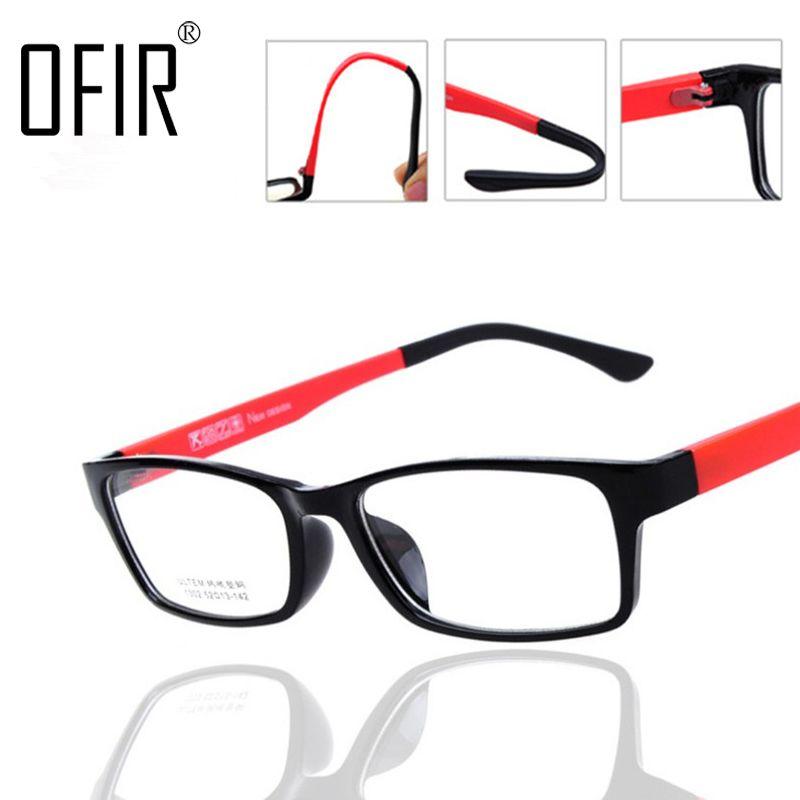 OFIR Imitate TR90 Optical Spectacle Frame Ultra Light Myopia Sports ...