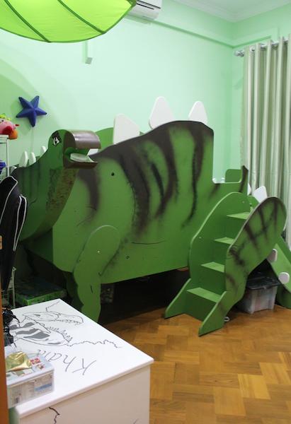 Image Result For Dinosaur Bed Elliot S Board Dinosaur