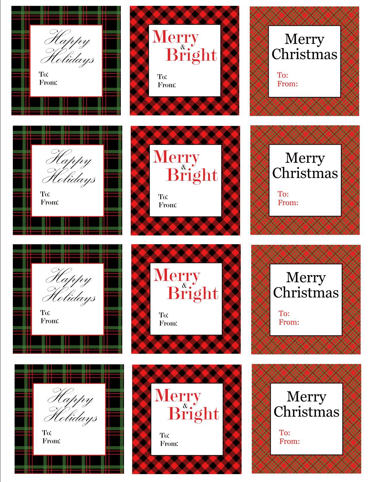 Free printable gift tags prints on 85x11 sheets of paper free printable gift tags prints on 85x11 sheets of paper freegifttags negle Choice Image
