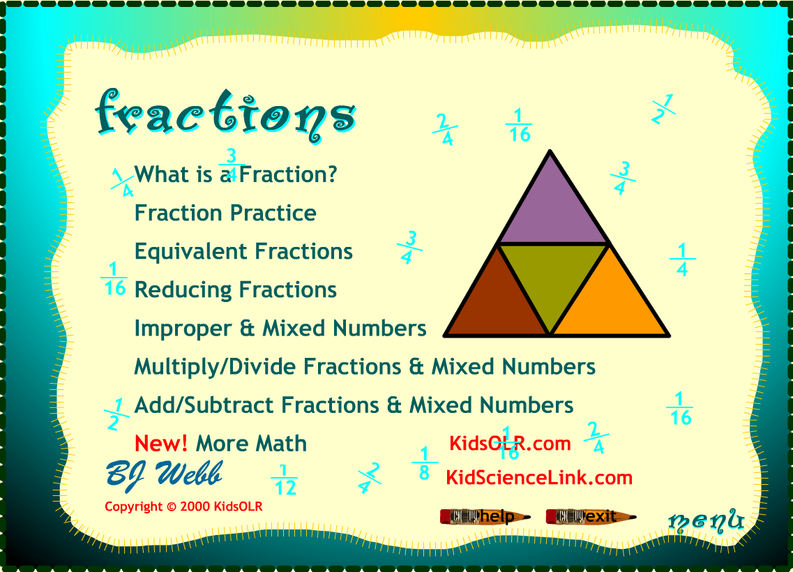 Pin By Steph Westwood On Math Fractions