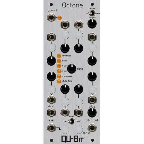 Qu-Bit Electronix - Octone - one of the most melodic #eurorack sequencers - in stock at #analoguezone!