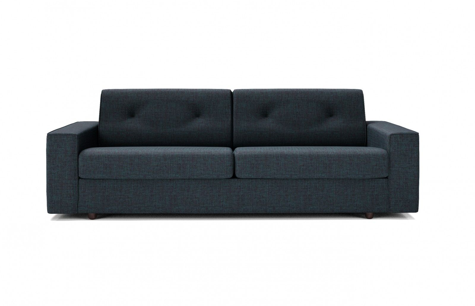 """Fold"" Sofa bed Queen size by Huppé, Canada. Italian"