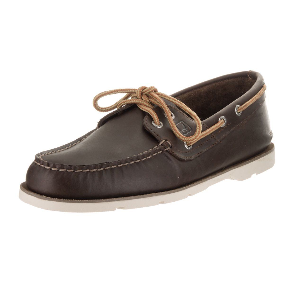 Men's Leeward Boat Shoe Linen 10.5 M