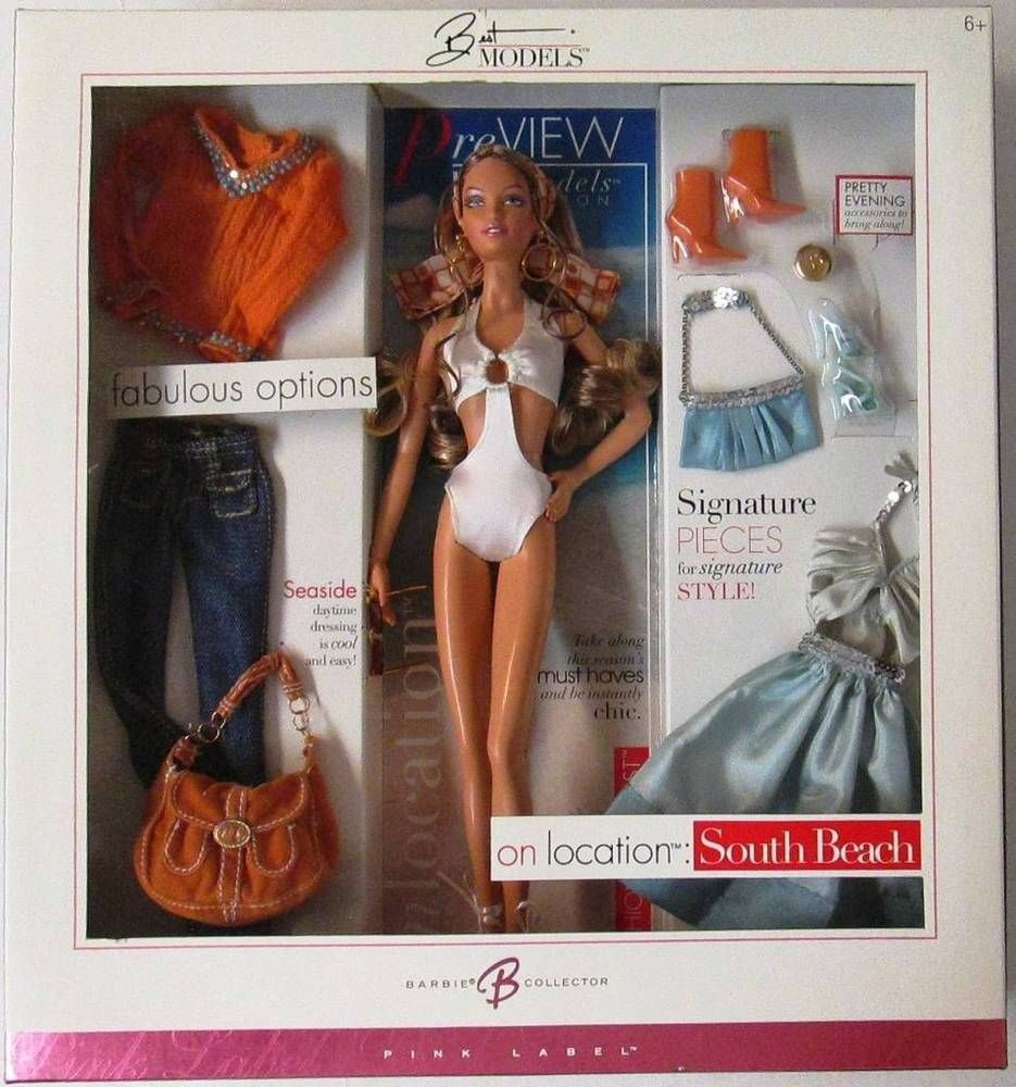 BARBIE Collector Silver Label I Dream of Spring doll MINT NRFB Free Shipping
