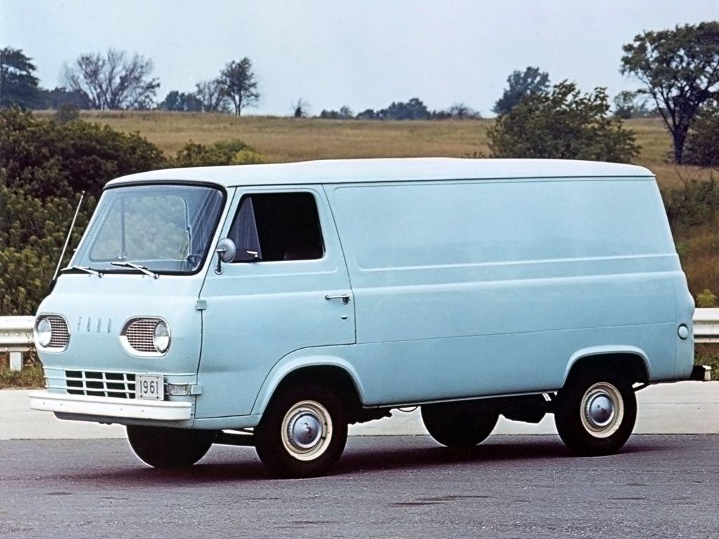 Ford Econoline 1960 1970s