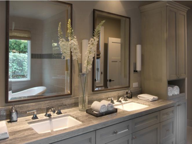 Small Bathroom Sink Organization Countertops