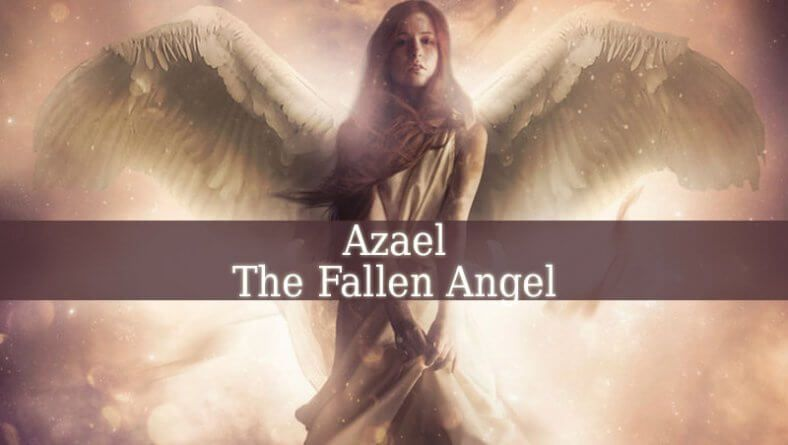 Fallen Angel Azael With Images Demon Names And Meanings