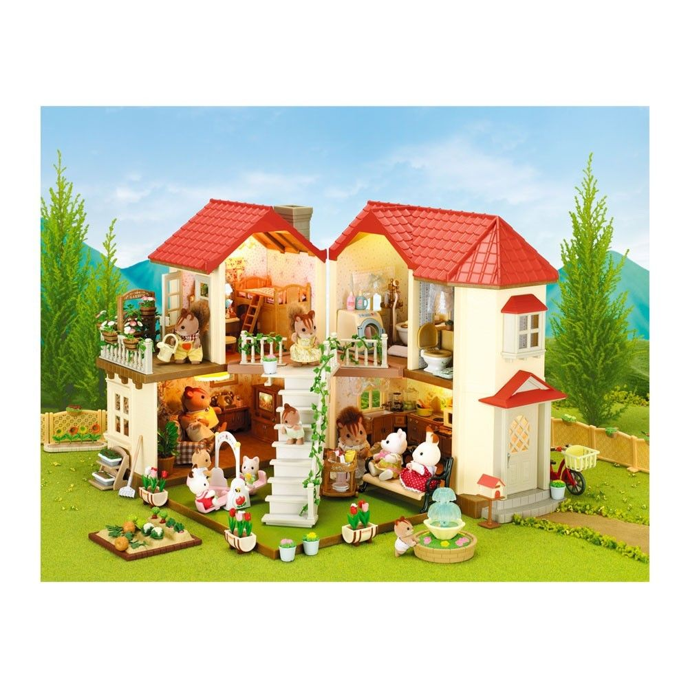 Pin by girlz squad ️ ️ on Toys Sylvanian families
