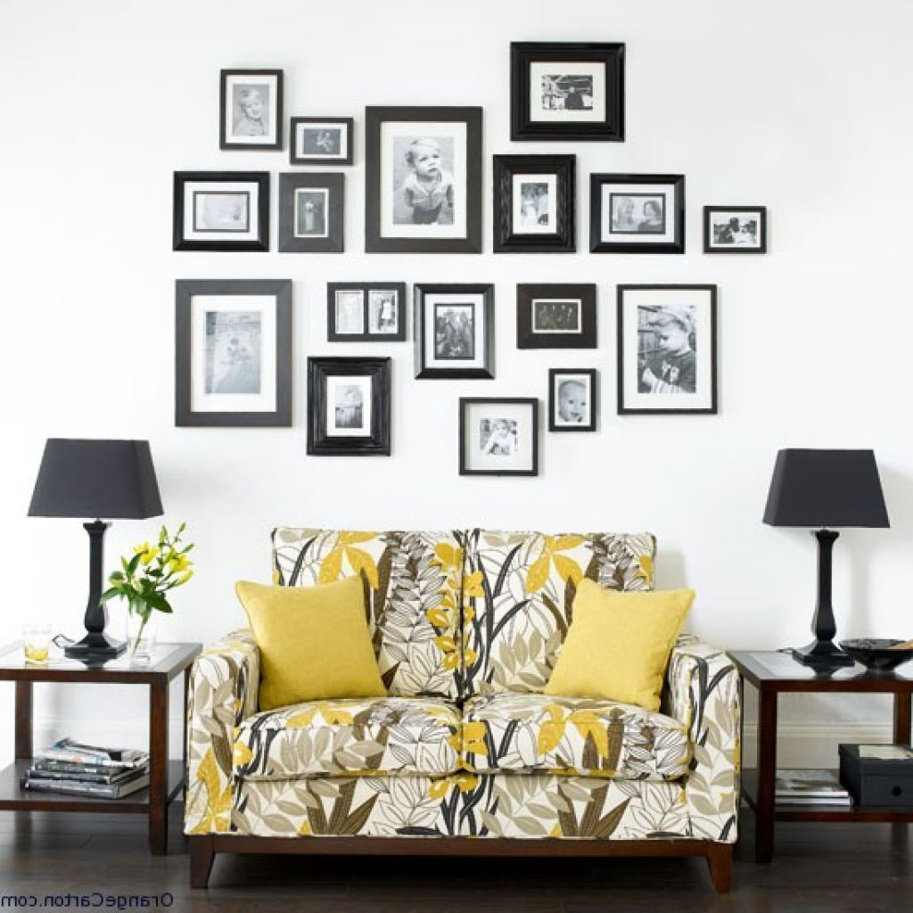 Multiple Frames Google Search Home Decor Home Photo Wall Gallery