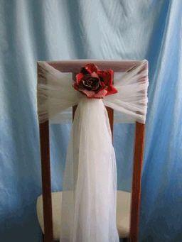 Stuhlhussen Selber Machen Hochzeit günstige alternative zu stuhlhussen---die lösung! - hochzeitsforum