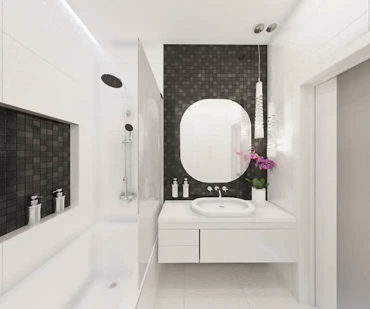 Small But Stylish 10 Tips To Make Your Small Bathroom Work