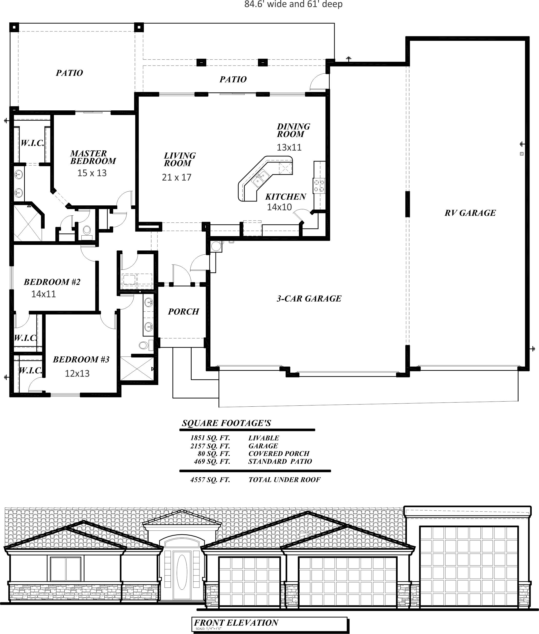 2730bambooflyerlg Jpg 2 211 2 602 Pixels Shed House Plans Garage House Plans Garage Floor Plans