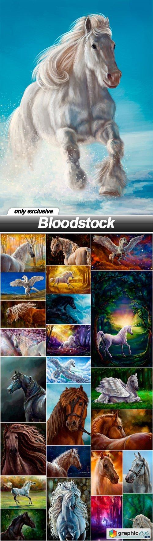 Bloodstock  25 UHQ JPEG  stock images