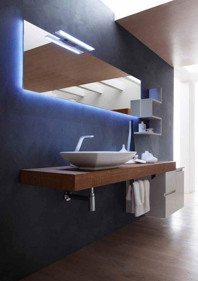 Novello Presents Its New Bathroom Furniture Collection: Meuble Salle De Bain Bois En 55 Idées Fascinantes!