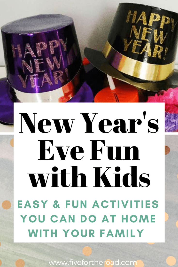 New Year\'s Eve Family Activities   Pinterest   Parents, Family life ...