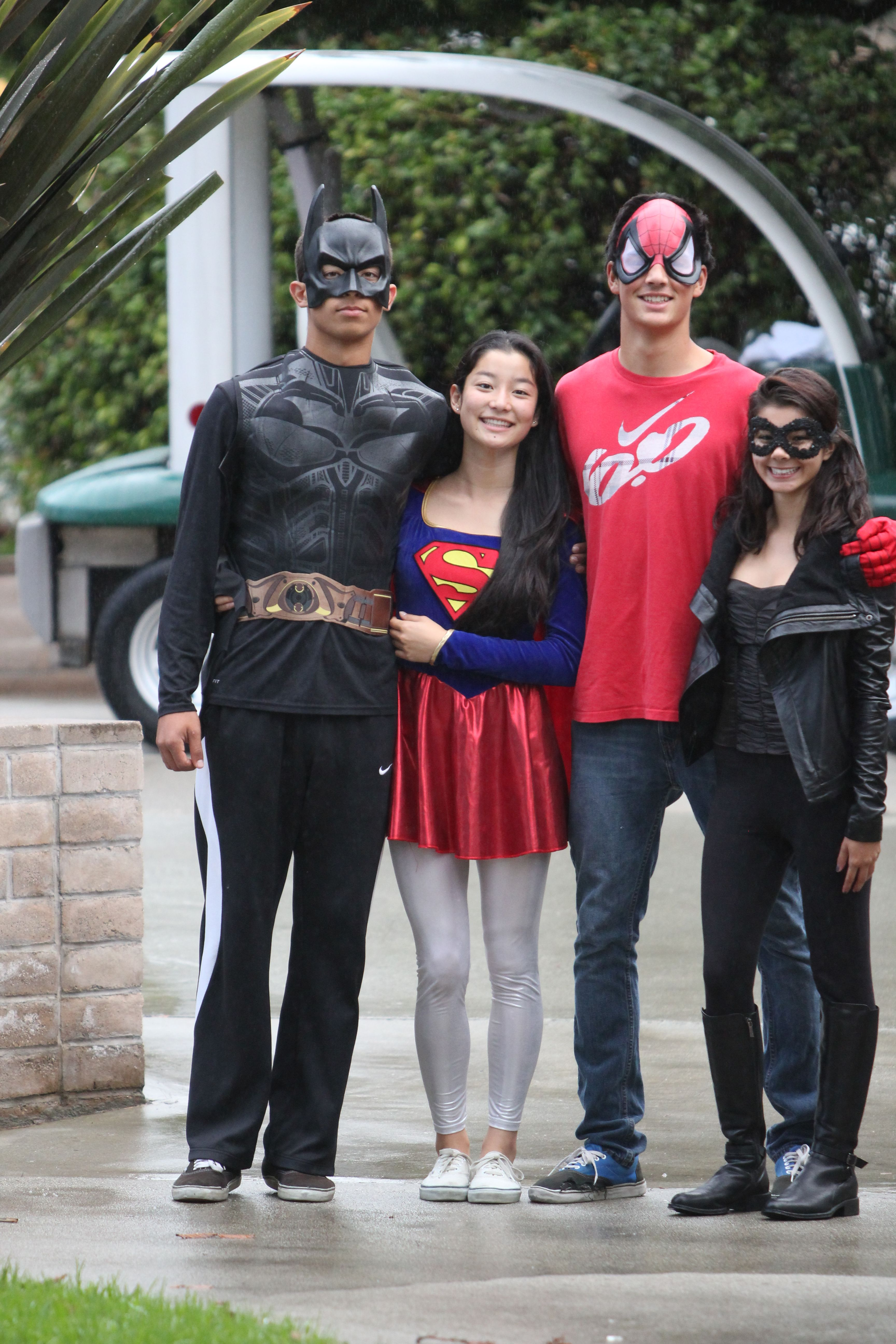 Mvcs Homecoming Week Day 1 High School Super Hero