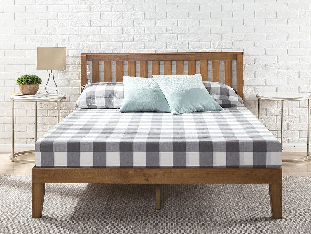 Best Moreno Valley Wood Platform Bed With Images Wood 400 x 300