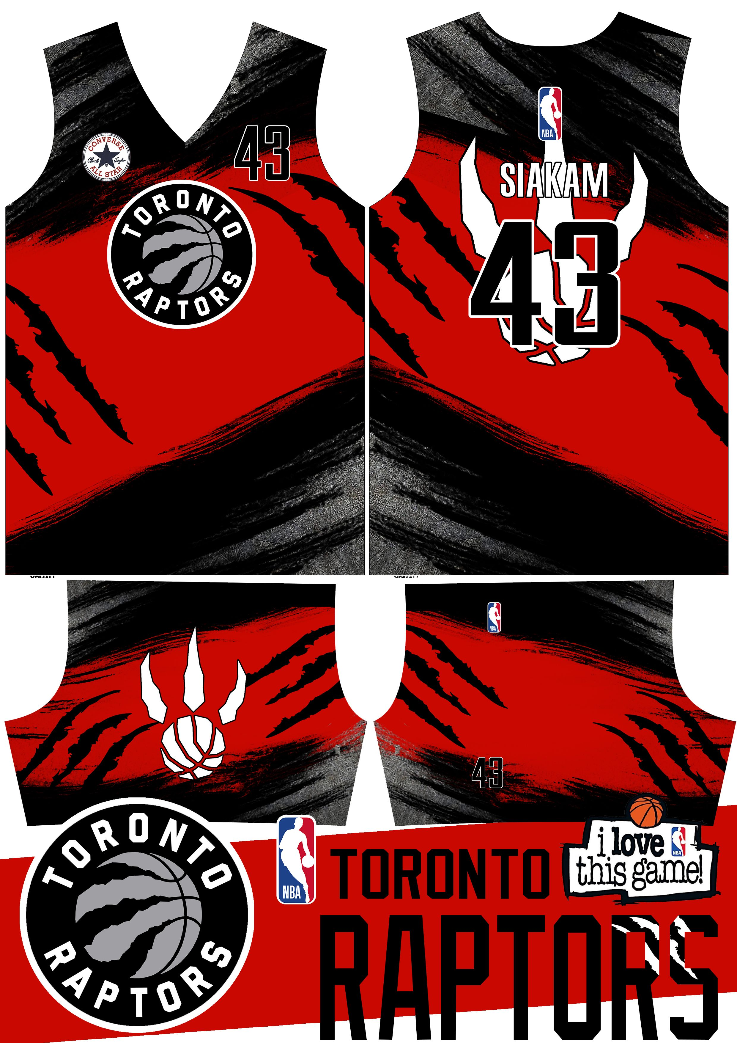 2020 Exclusive Edition Toronto Raptors Full Sublimated Basketball Jersey In 2020 Jersey Design Basketball Jersey Toronto Raptors