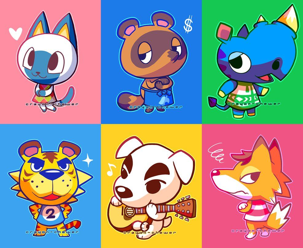 13++ Animal crossing how to get villagers images