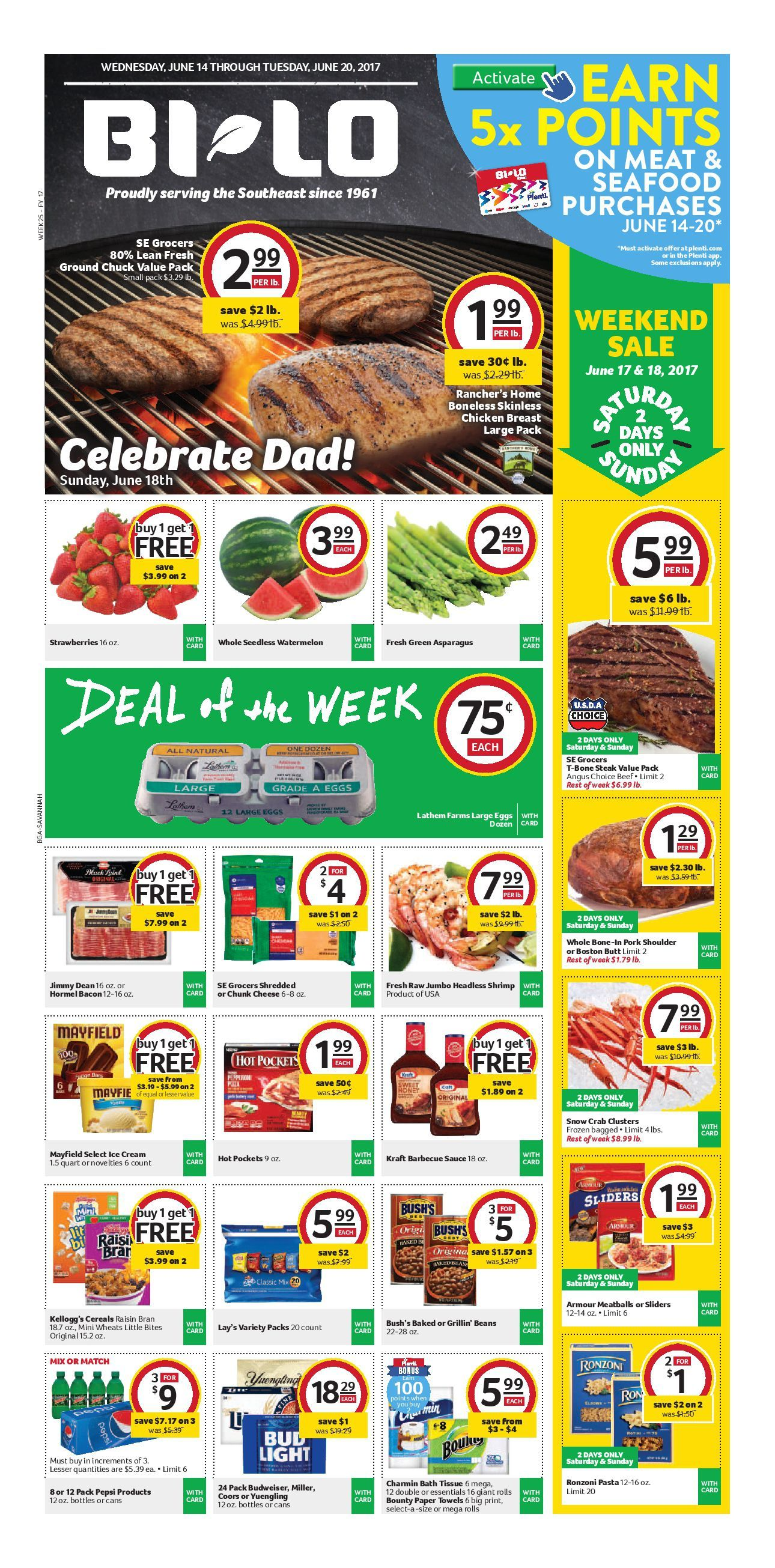 Bilo Weekly Ad June 14 20 2017 httpwwwolcatalogcomgrocery