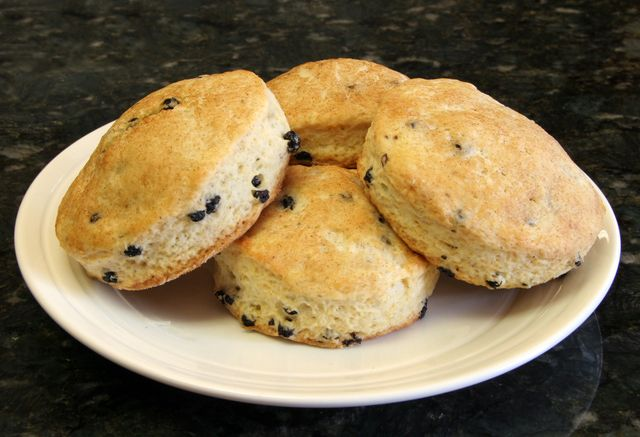 Blueberry Buttermilk Scones Recipe With Dried Blueberries Food Processor Recipes Food Dried Blueberries