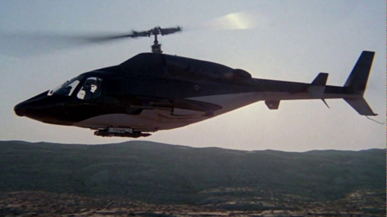 Airwolf | Original Soundtrack Theme | Extended Version in