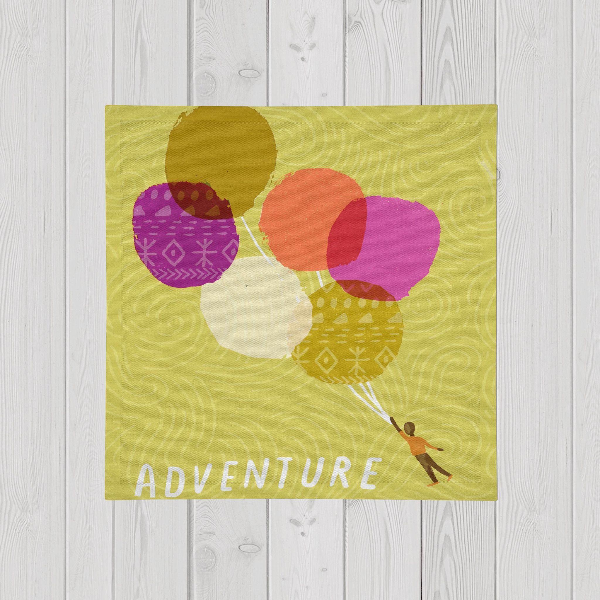 'Adventure' balloons