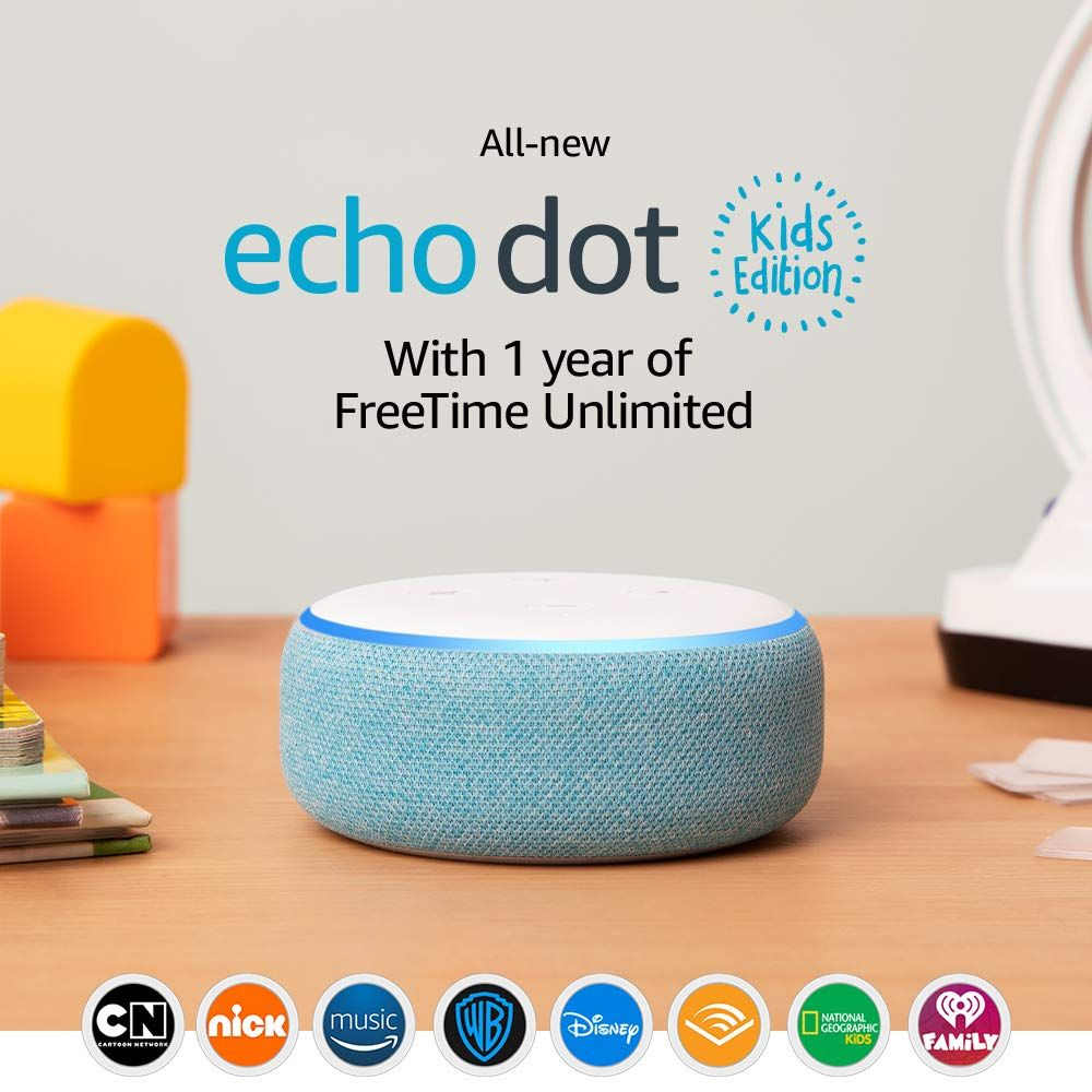 Gifts for Youths & Teens Echo dot, Echo, Kids bubbles