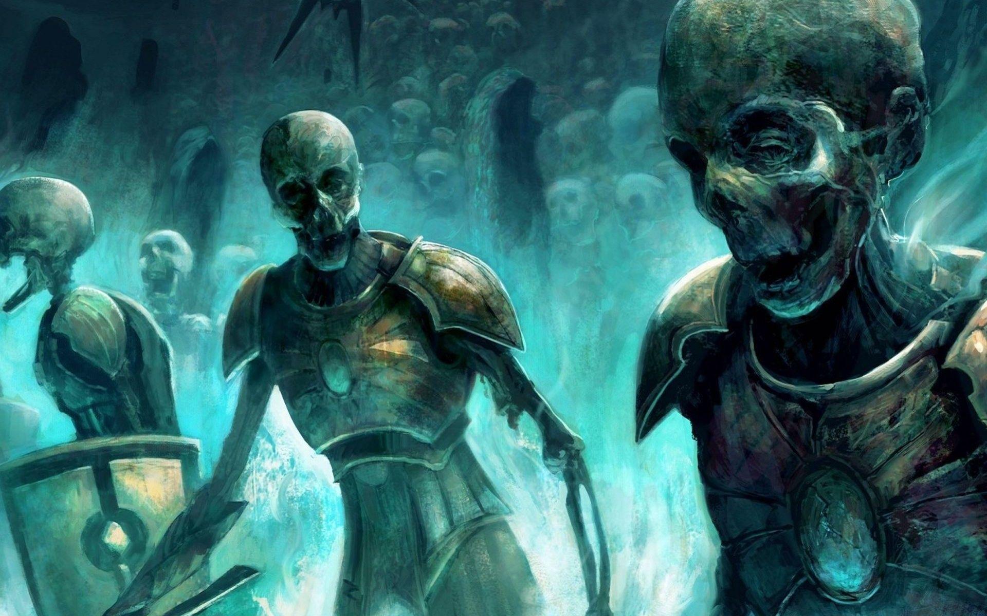 World of Warcraft Orzhov Fantasy art, Fantasy magician