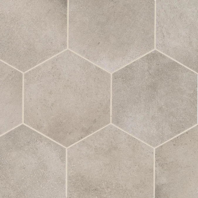 American Olean Hartford Near Beige 8 In X 9 In Matte Porcelain Floor And Wall Tile Lowes Com Porcelain Flooring Flooring Tile Floor