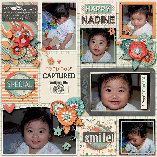Happy Nadine - Digi