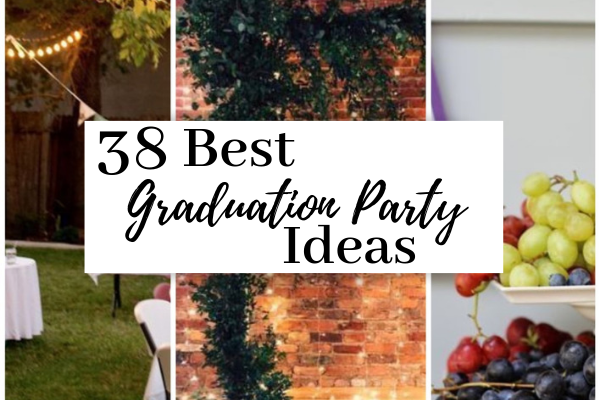 38 Graduation Party Ideas For The Best Party On The Block