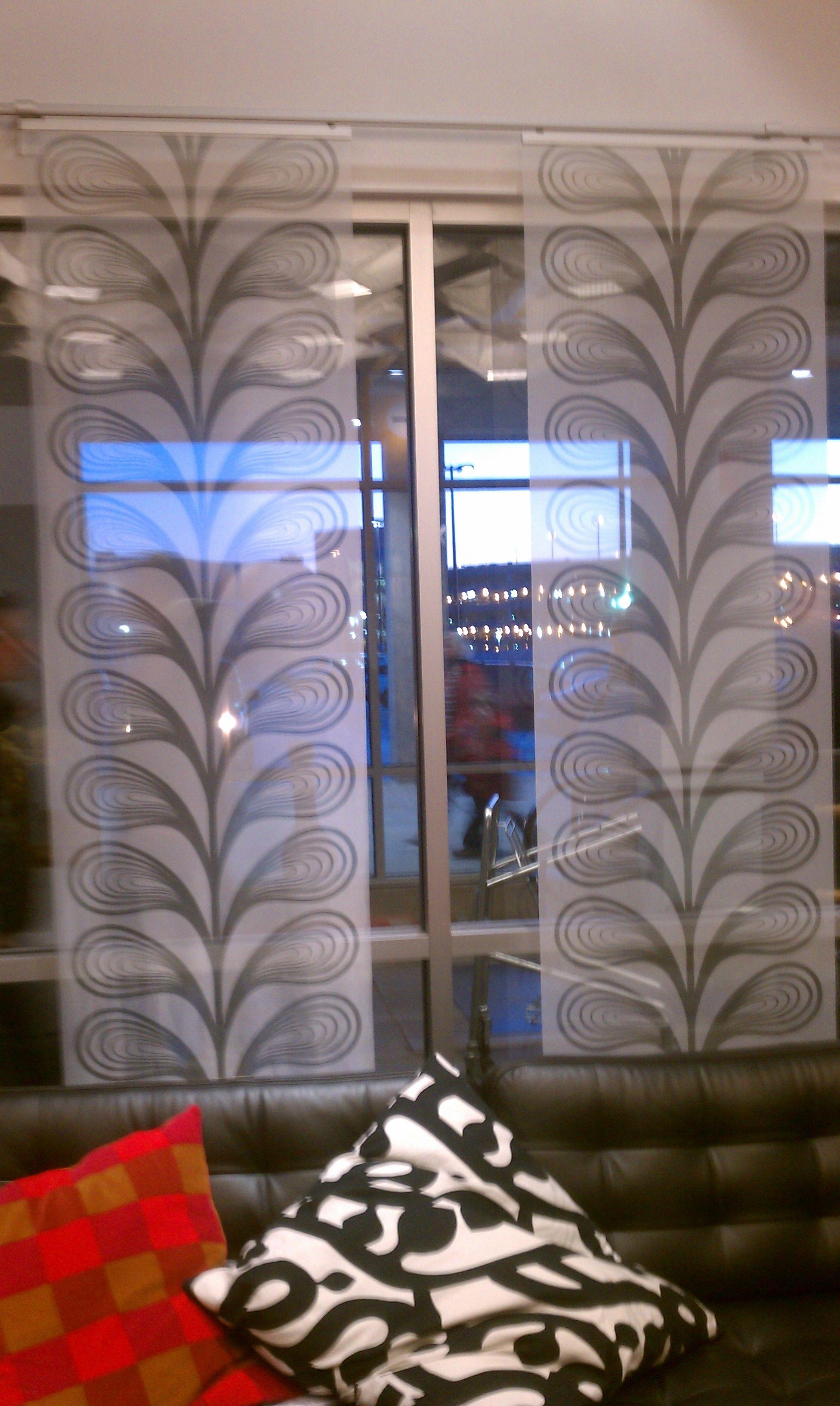 Ikea Panel Curtain Insitu Google Search: $10 Kajsa Panel Curtain Ikea