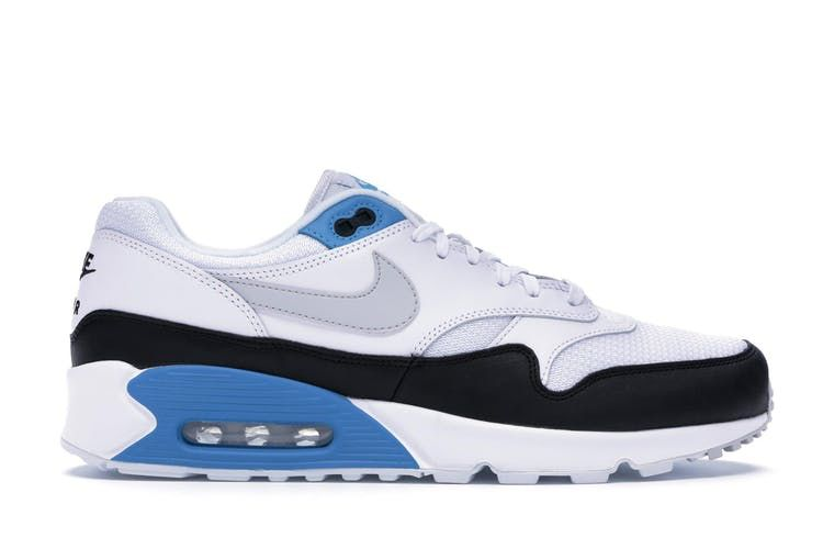 c02eb397 Check out the Air Max 90/1 Laser Blue available on StockX | Air max ...