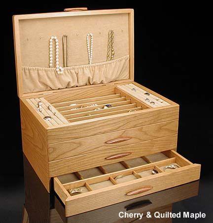 Grand Cascade Jewerly boxes!   ~jewelery boxes