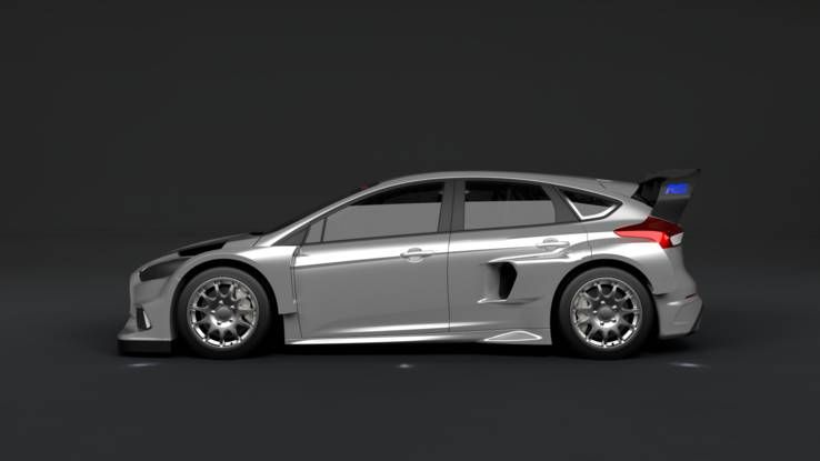 The 600 Hp 2016 Ford Focus Rs Rx Officially The Baddest Focus Ever Ford Focus Rs Focus Rs Ford Focus