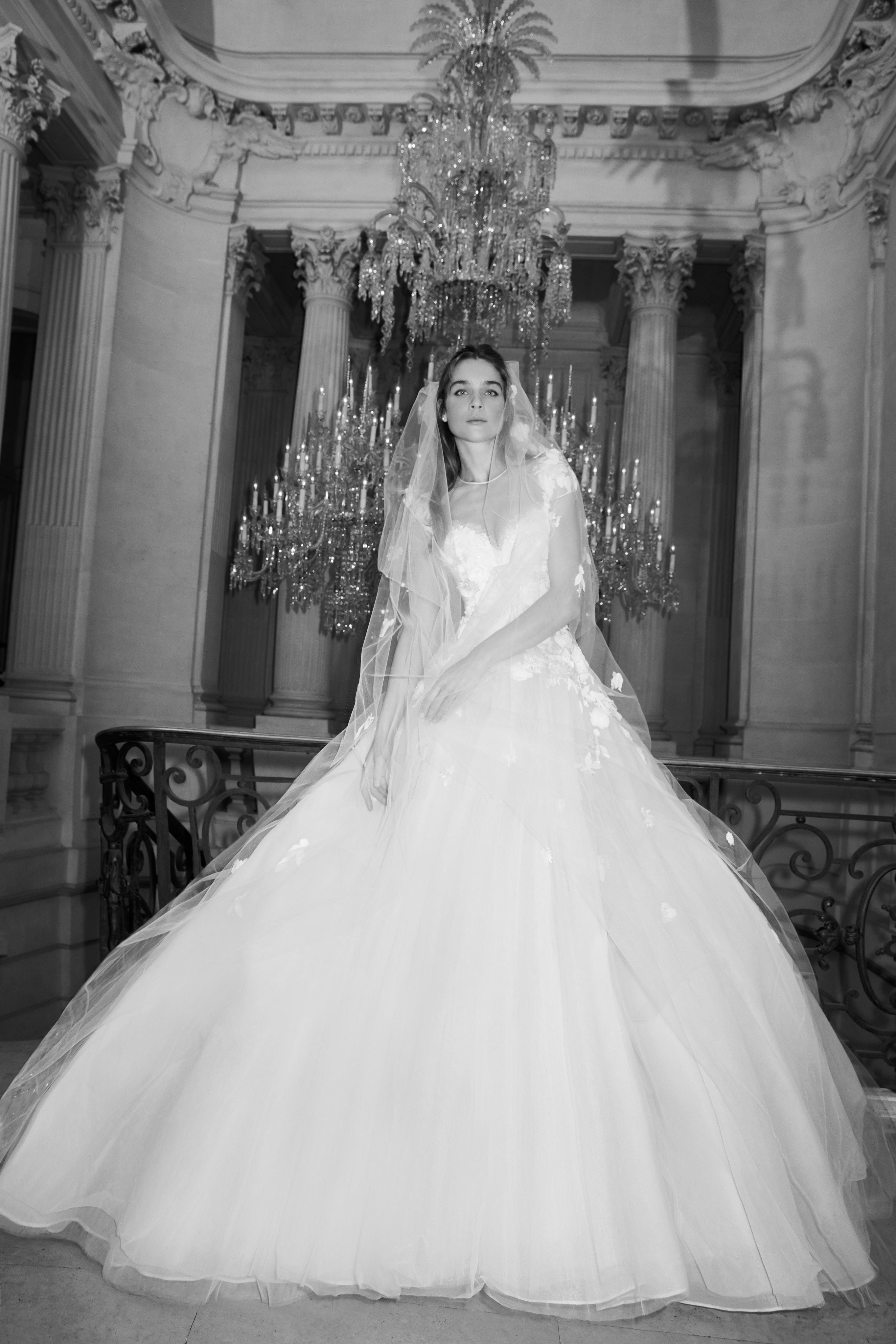 Elie Saab Wedding Dresses Bridal Spring 2019 Brides
