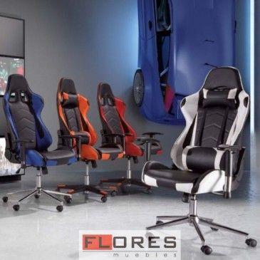 Fantastic Silla Gamer Premium Muebles Flores S L Jesus Y Ari Creativecarmelina Interior Chair Design Creativecarmelinacom