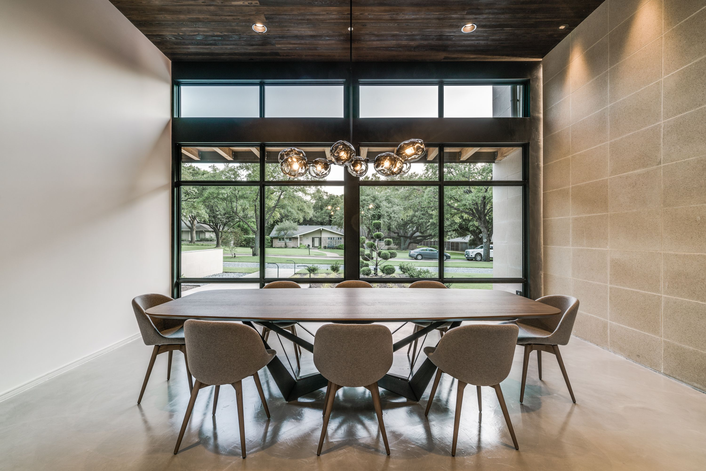 Dallas modern home by ICF CUSTOM HOMES | Modern house ...