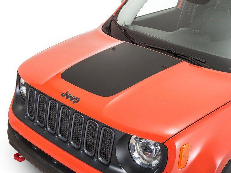 Adesivo Para Capo Jeep Renegade Jeep Renegade Jeep Para Brisa