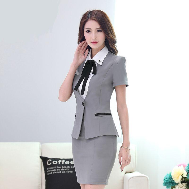 a8d1186b50b trajes para dama falda y blusa - Google Search Más