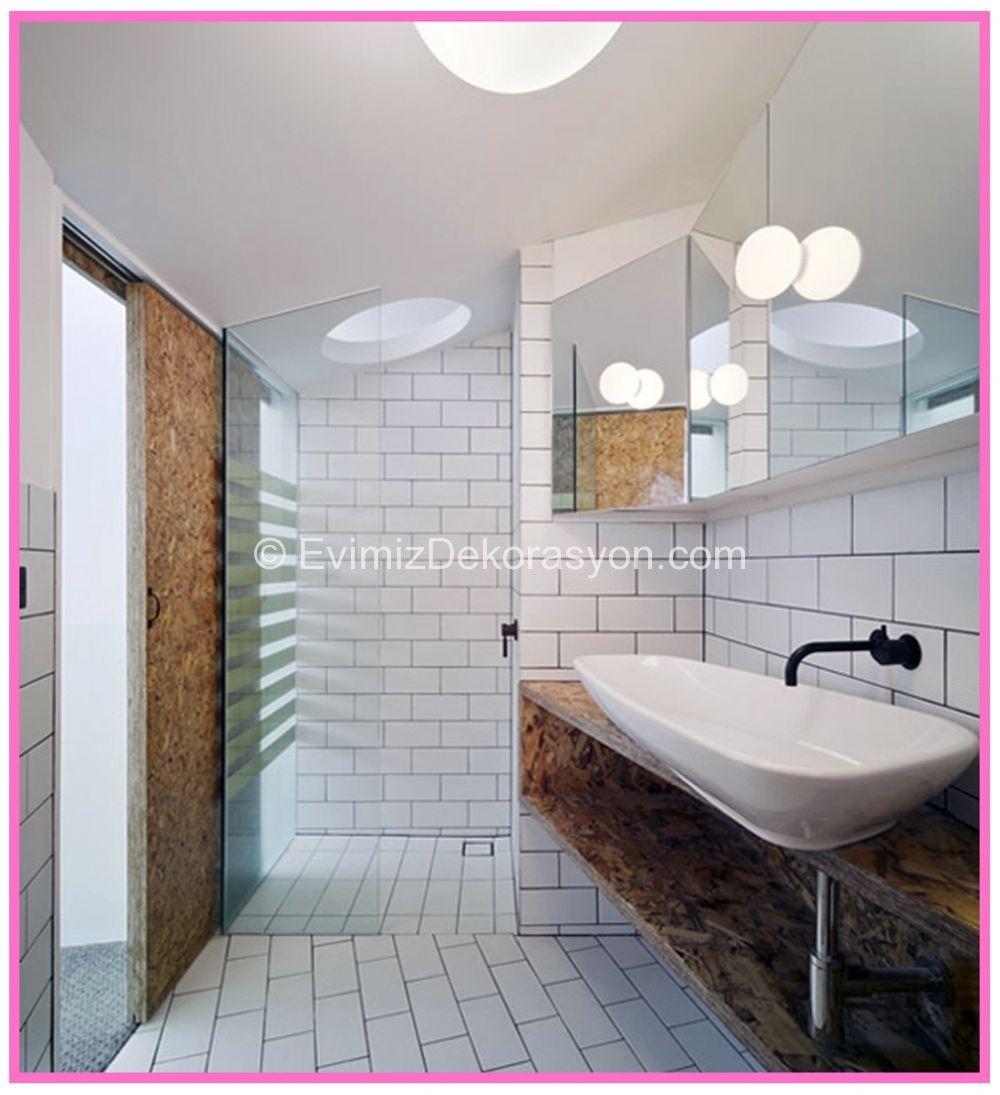 Güzel küçük banyolar Modelleri