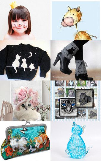 a cat story by planitisgi.gr on Etsy--Pinned with TreasuryPin.com